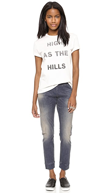 6397 High As the Hills Tee