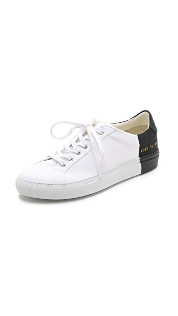 8eaeee156412 6397 6397 x Common Projects Lace Up Sneakers