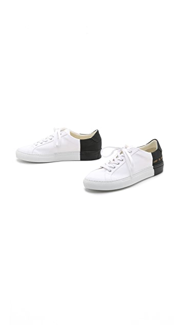 6397 6397 x Common Projects Lace Up Sneakers