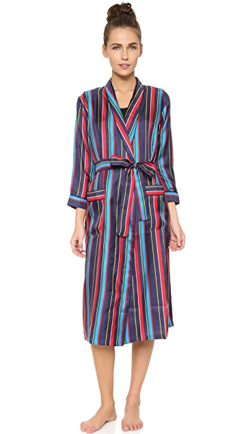 Sleepy Jones Marianne Long Robe