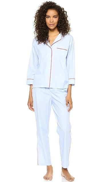 Sleepy Jones End on End Marina Pajama Pants