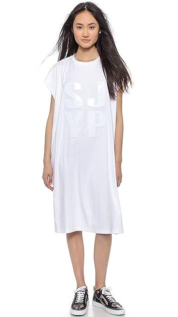 SJYP SJYP Tee Dress
