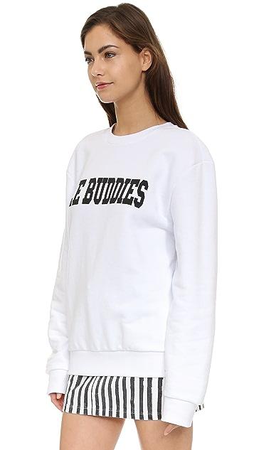 SJYP Le Buddies Minions Sweatshirt