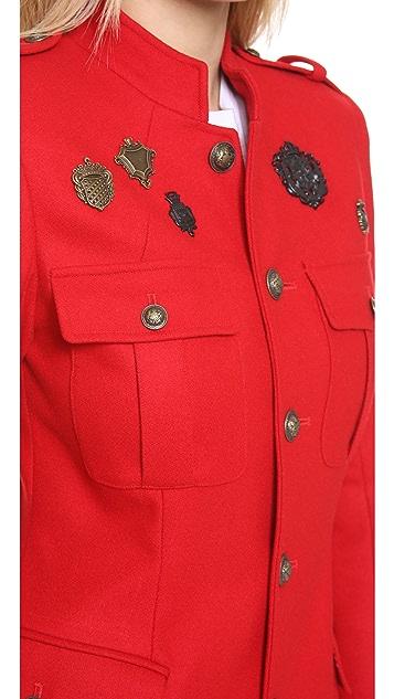Skaist Taylor Cadet Medals Jacket