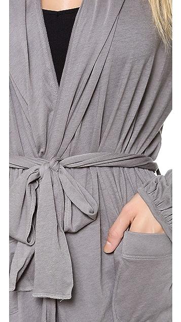 Skin Sheer Robe