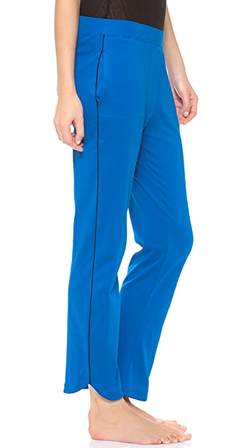 Skin PJ Pants with Piping