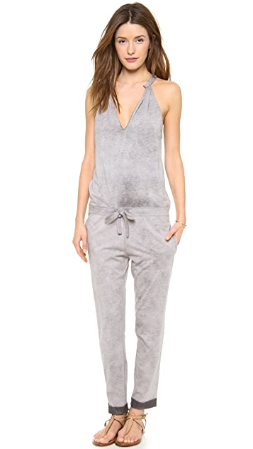 Skin Cotton Jumpsuit