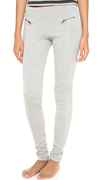 Skin Zip Pocket Pants