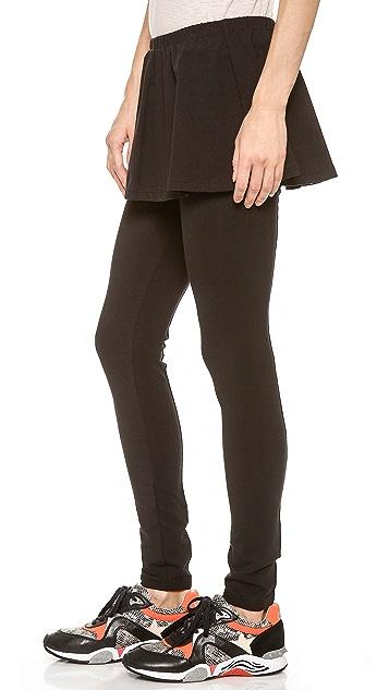 Skin Skirt Leggings