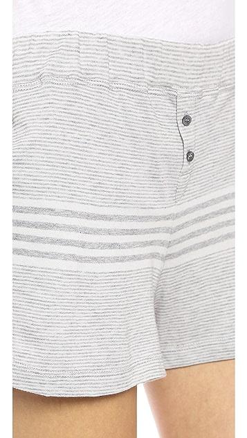 Skin Striped Boxer Shorts