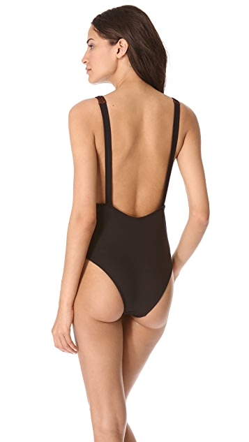 SKYE & staghorn DK One Piece Swimsuit