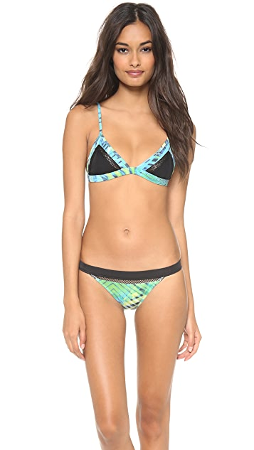 SKYE & staghorn Siren Triangle Bikini