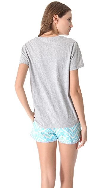 Sleep'n Round Scoop Sleep Tee