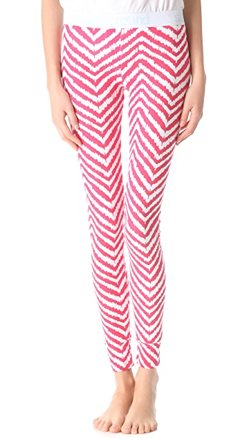 Sleep'n Round Logo Leggings