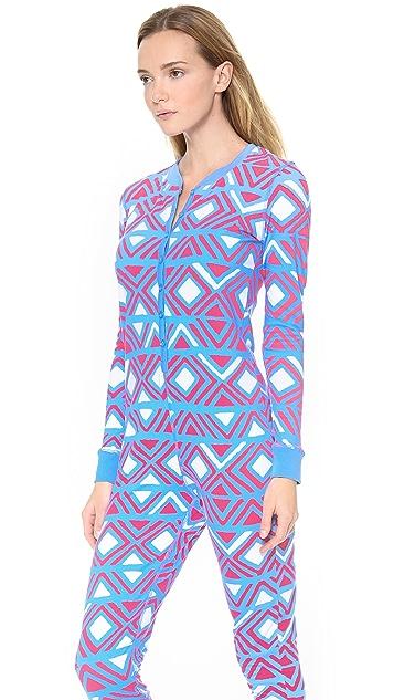 Sleep'n Round Long Sleeve Jumpsuit