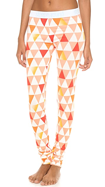 Sleep'n Round Rio Logo Leggings