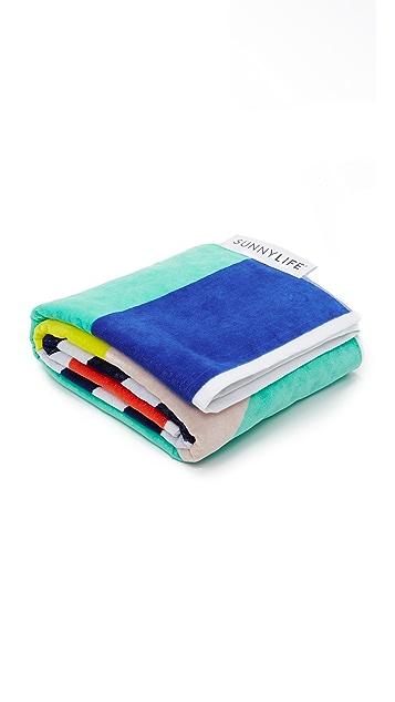 SunnyLife Tulum Luxe Towel