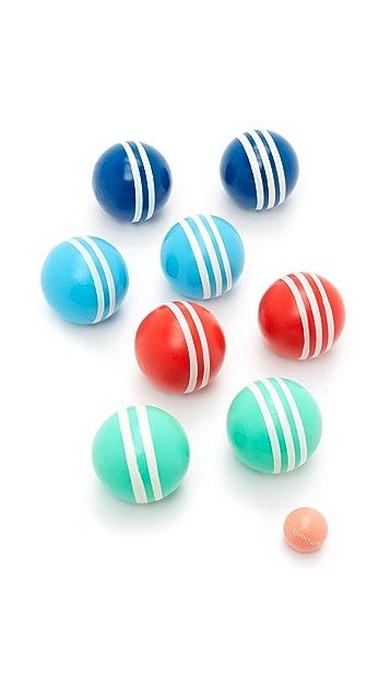 SunnyLife Bocce Ball Set of 8
