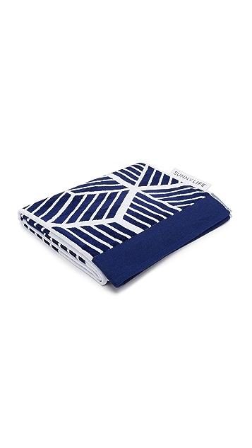 SunnyLife Lennox Luxe Towel