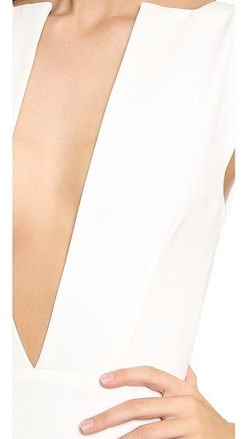 Solace London Conquest Knee Length Dress