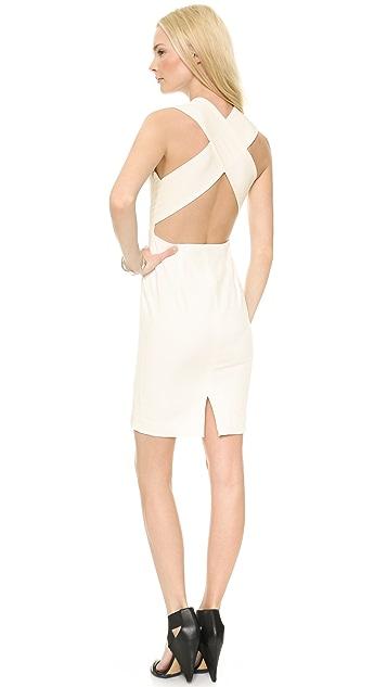 Solace London Santana Mini Dress