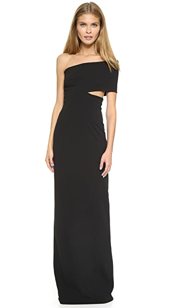 Solace London Piano Maxi Dress
