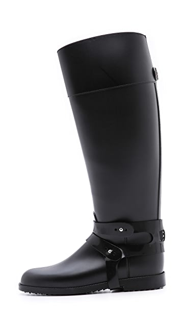 SLOOSH Italy Original Rain Boots with Harness