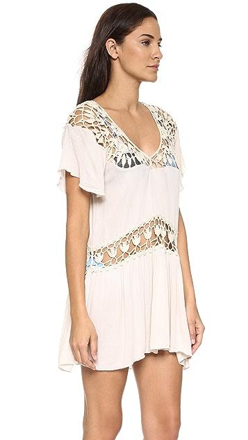 Somedays Lovin Stones Crochet Dress