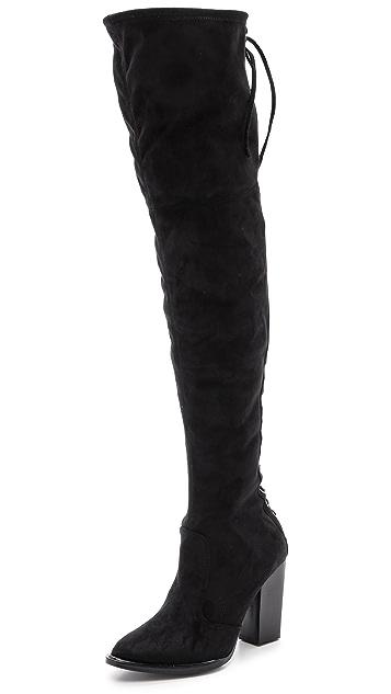 Steve Madden Steve Madden x Peace Love Shea Ocean Boots