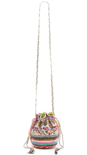 Star Mela Kalaya Small Pouch Handbag