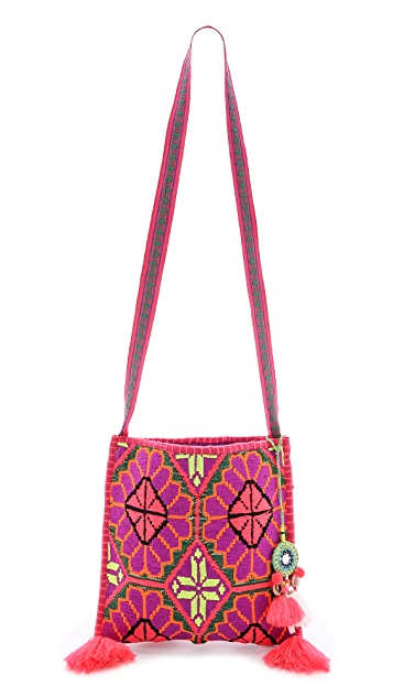 Star Mela Nori Cross Body Bag