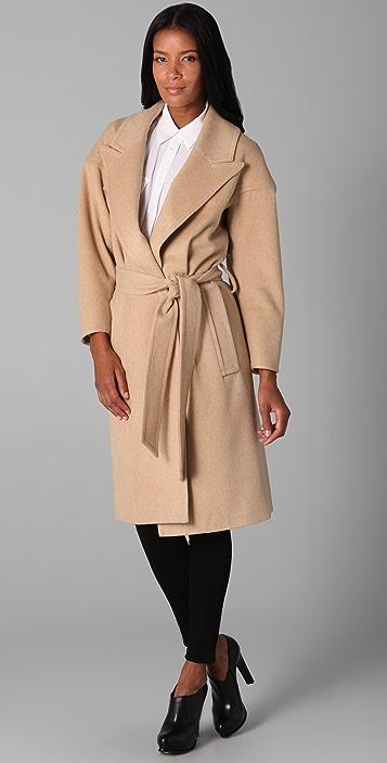 SMYTHE Wrap Coat