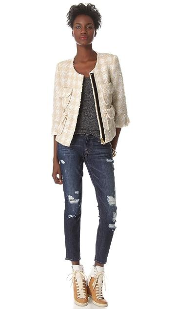 SMYTHE Boucle Jacket