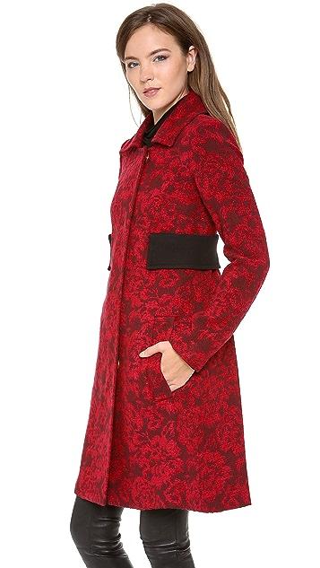 SMYTHE Tapestry Coat