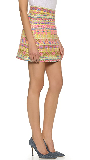 SMYTHE A Line Skirt