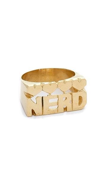 SNASH JEWELRY Nerd Ring