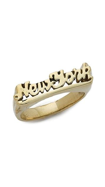 SNASH JEWELRY New York Ring