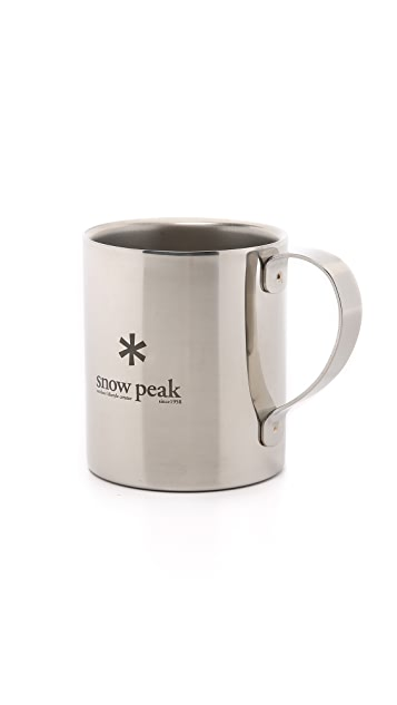 Snow Peak Double Wall 240 Mug