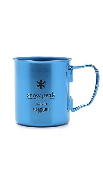 Snow Peak Single Wall 450 Mug