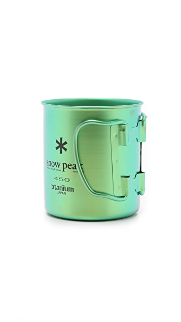 Snow Peak Single Wall 450 Mug