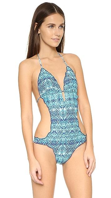 SOFIA by ViX Laguna Ripple Swimsuit