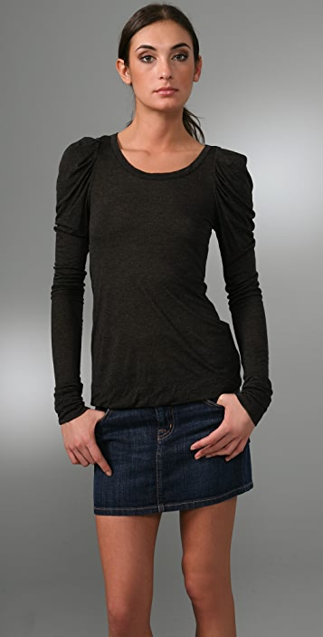 Soft Joie Warren Long Sleeve Top