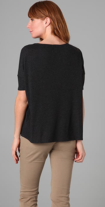 Soft Joie Mills Ribbed Top