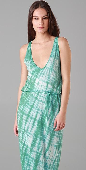 Soft Joie Emilia Tie Dye Maxi Dress