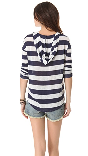 Soft Joie Erickson Hooded Sweater