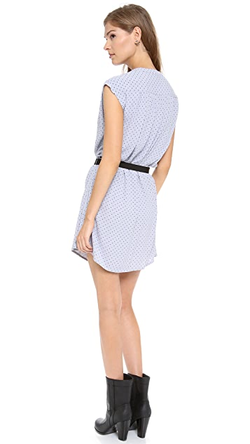 Soft Joie Verity Star Print Dress