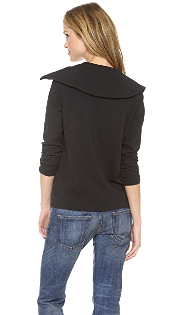 Soft Joie Dayva Funnel Neck Jacket
