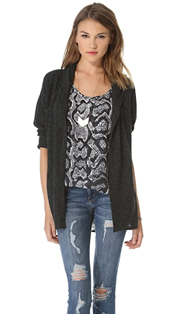 Soft Joie Kassi Hooded Cardigan