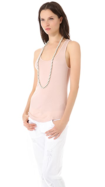 Soft Joie Lark Ribbed Tank