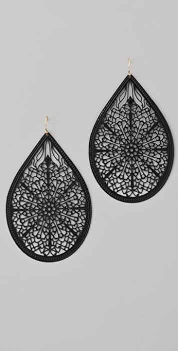 Soixante Neuf Teardrop Earrings